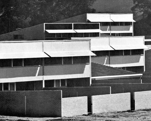 Garran Group Housing