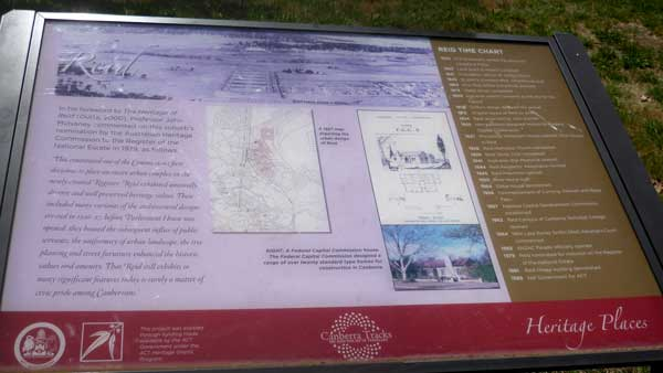 Reid's heritage sign - transcriptions in blog text