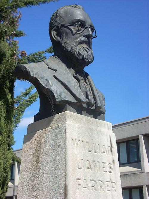 Statue of William Farrer