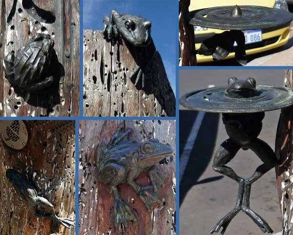 Public art in Ainslie