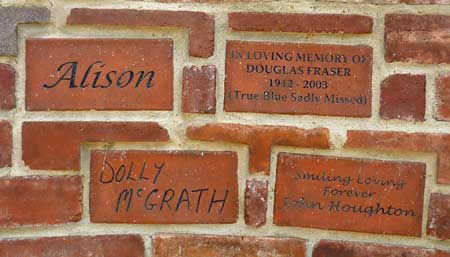 Inscribed bricks: transcription follows